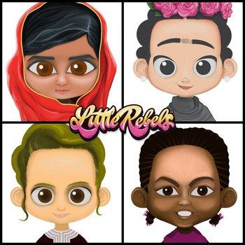 Little Rebels se compondrá de diez muñecas que buscan inspirar a niñas y niños