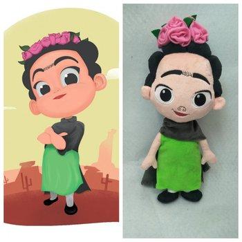 Las muñecas están en pleno proceso de producción y se estima comenzarán a venderse en setiembre