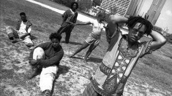 Grupos de rap y hip hop de los 90 en ciudades como Atlanta son considerados el germen del famoso trap.