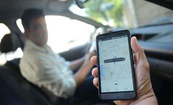 Uber opera en Uruguay desde noviembre de 2015. D. Battiste