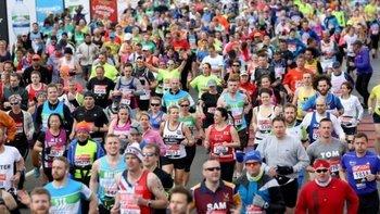Se trata de un problema común entre maratonistas.