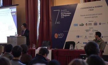 """Los datos son estimaciones de Deloitte, """"Sistematización de Indicadores para el conglomerado oleaginoso"""""""