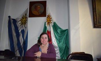 <b>Pilar Camy es productora rural y gremialista</b>