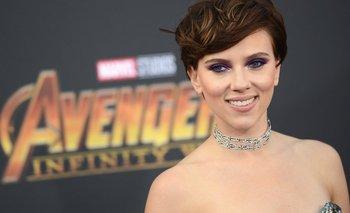 Los ingresos de Scarlett Johansson subieron de US$10 millones a US$40,5 millones en le pasado año, dijo Forbes.