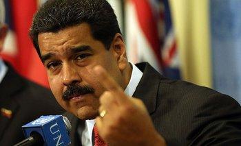 Maduro anunció también un nuevo sistema cambiario.