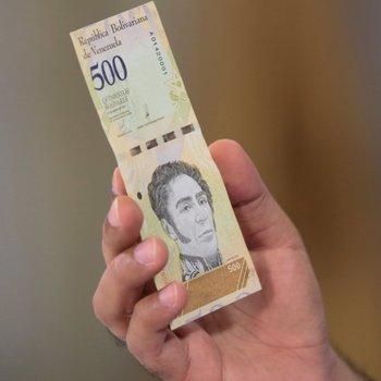 La nueva moneda venezolana se llama bolivar soberano.