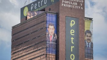Venezuela creó su propia criptomoneda, el petro.