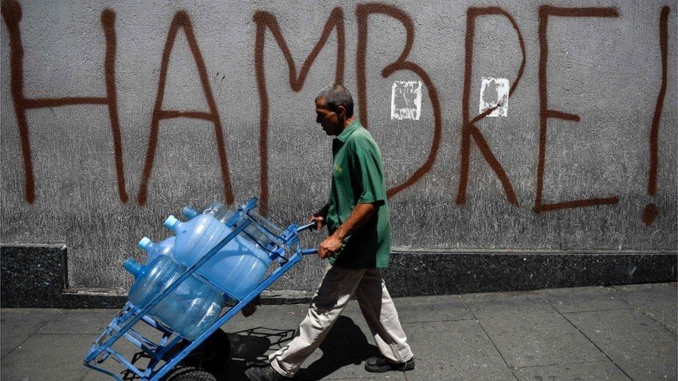 Amnistía Internacional: Venezuela, atrapada por la violencia