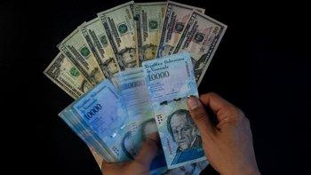 Venezuela mantiene desde hace años un estricto control de cambio.