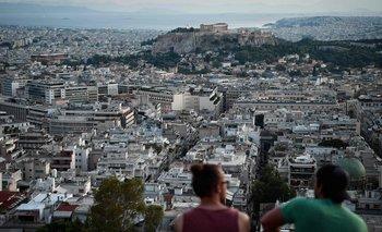 Atenas enfrenta años de austeridad.