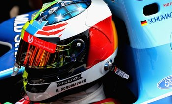 El apellido Schumacher sigue presente en la pista.