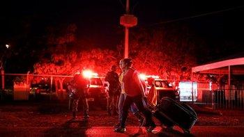 Cerca de 800 inmigrantes entraron en Brasil el domingo.