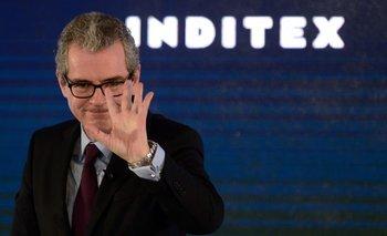 CEO de Inditex, Pablo Isla<br>