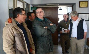 <b>Presidente de la ANPL Wilson Cabrera</b>