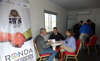 Una de las actividades que Cufma promueve son las rondas de negocios, por ejemplo en la Expoactiva.<br>