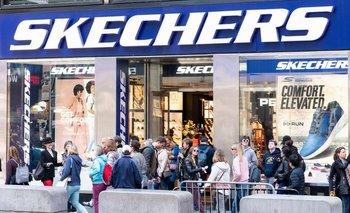 Las acciones de Skechers generaron una rentabilidad de más de 800% entre 2012 y 2017.