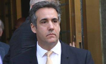 Michael Cohen se declaró culpable en una corte en Manhattan de violar las leyes financieras de campañas.