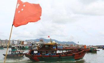 Algunos miembros de la milicia son pescadores o trabajadores de astilleros.