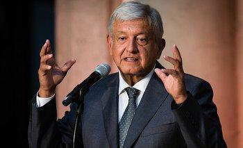 El presidente electo Andrés Manuel López Obrador amplió el proyecto de un tren en el sureste de México.