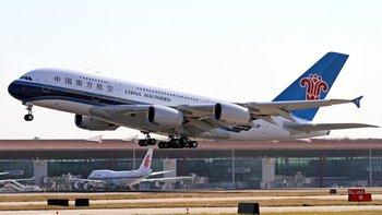 Las líneas aéreas de China han aumentado notablemente su número de vuelos internacionales.