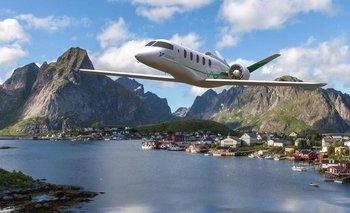 Zunum Aero es una de las compañías que innova actualmente en aviones eléctricos.