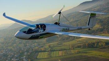 El Taurus G4 es el primer avión eléctrico de cuatro asientos en el mundo.