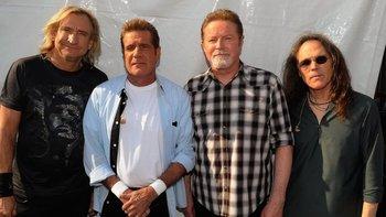 The Eagles fue una de las bandas de rock más exitosas de los años 70.