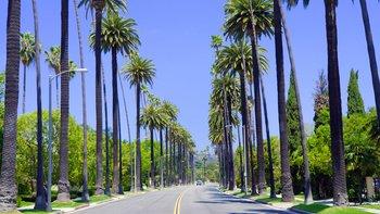 ¿Se inspira la canción en algún lugar de California?