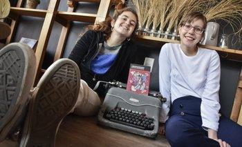 María Virginia Finozzi y Romina Serrano