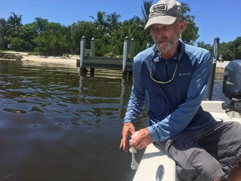 Rick Bartleson dice que este año la marea roja ha estado fuera de control.
