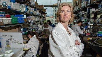 Jennifer Doudna, de la Universidad de California, en Berkeley, descubrió el mecanismo del CRISPR.