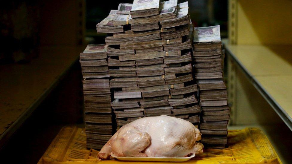 Inflación de octubre en Venezuela fue de 148,2% | Nacional