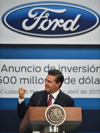 El sector automotor es muy importante en las relaciones comerciales entre México y Estados Unidos.
