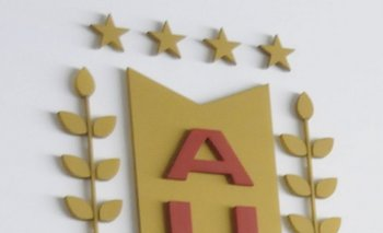 Escudo de la AUF