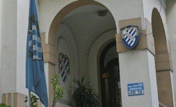 La casa de la Mutual de Futbolistas