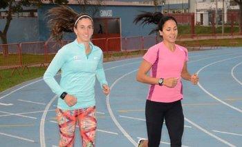 María Pía Fernández y Lorena Sosa