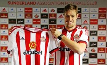Sebastián Coates firmó por cuatro años con Sunderland