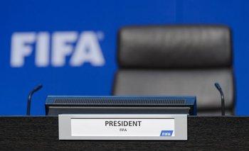 El próximo 26 de febrero serán las elecciones de FIFA