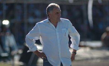 Carlos Manta manager de Plaza Colonia<br>