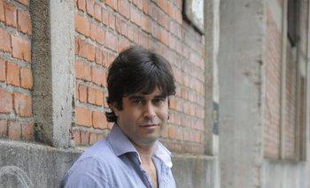 Fernando Soria, autor de la biografía de Alcides Edgardo Ghiggia