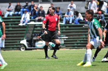 Darío Ubriaco en su último partido: Racing-Cerro