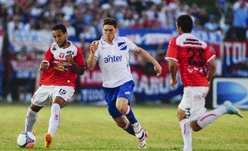 Los jugadores de Tacuarembó y Santiago Romero terminaron mal