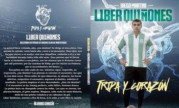 El libro de Líber Quiñones