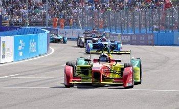 Fórmula E en Punta del Este