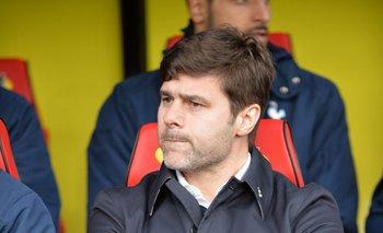 Mauricio Pochettino, técnico de Tottenham Hotspur