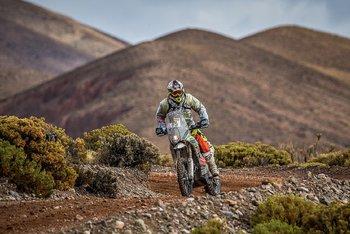 Lazard en la altura boliviana