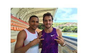 Tiago y Emiliano Lasa