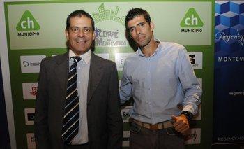 Lionel De Mello y Pablo Gardiol