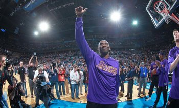 Se retira un astro: Kobe Bryant