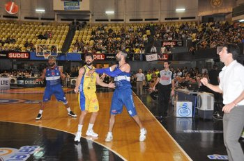 Leandro García Morales y Martín Osimani